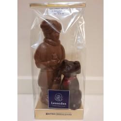 Sintpakket met Zwarte Piet